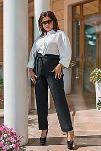 Женский классический брючный костюм, в расцветках ПН-6-1-0919