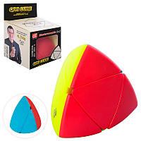 Головоломкапо принципу кубика рубика - Пирамида 7,5 х 7,5 см, EQY565