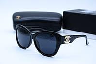 Солнцезащитные очки YSL 5306 черные, фото 1