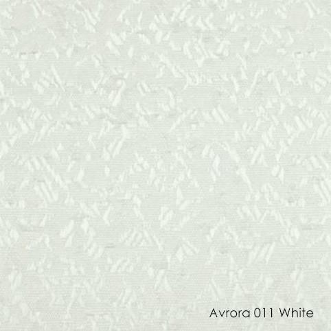 Вертикальные жалюзи Avrora-011 white