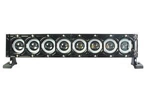 "Прожектор Shark Led Light Bar with Halo Ring,CREE LED,17"",80W"
