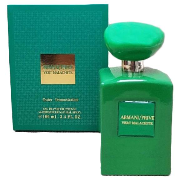 Giorgio Armani Prive Vert Malachite EDP intense TESTER унісекс, 100 мл