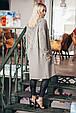Женский кардиган с карманами Эмили капучино (44-52), фото 4