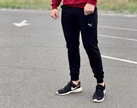 Мужские спортивные штаны Puma (S-XL) Черный