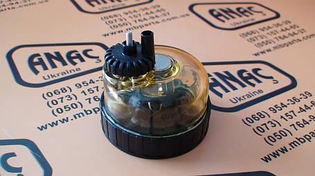 32/925708 Відстійник паливного фільтра на JCB 3CX, 4CX, фото 2
