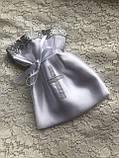 Мешочек для первого локона, мешок для волос на крещение, фото 4