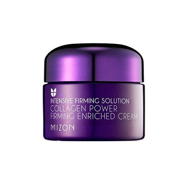 Mizon Супер питательный крем для лица с содержанием гиалуроновой кислоты Collagen Power Firming Enriched Cream