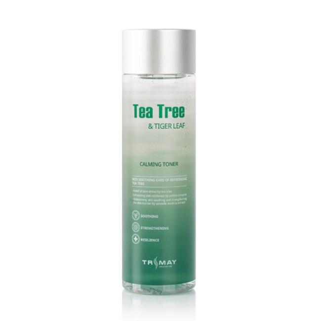 Тонер TRIMAY успокаивающий с чайным деревом и центеллой Tea Tree Tiger Leaf Calming Toner