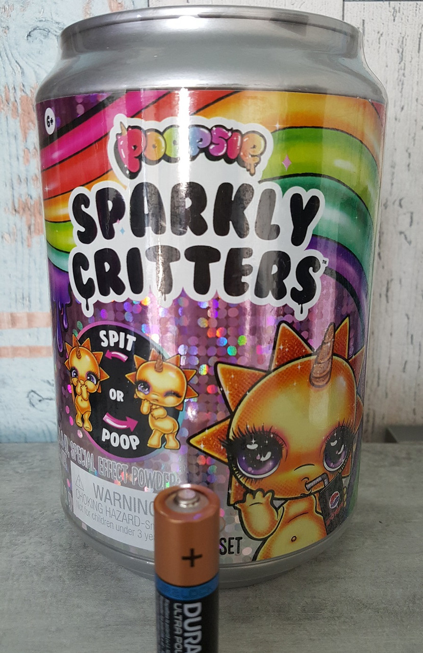 НОВИНКА! Пупси слайм сюрприз выпуск 2! Poopsie Sparkly Critters 2-1А, MGA, Оригинал из США