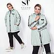 Куртка ветровка женская демисезонная размеры батал, фото 6