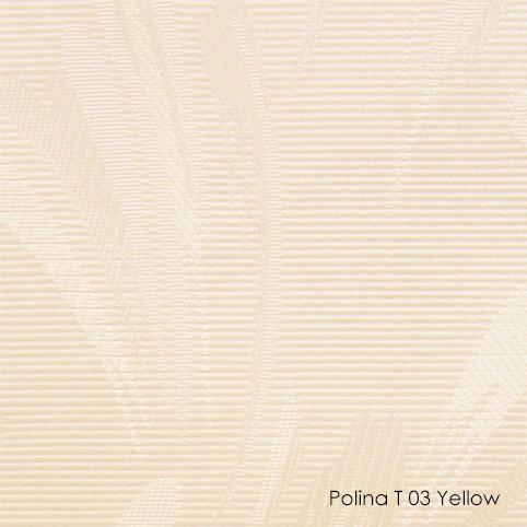 Вертикальные жалюзи Polinat-03 yellow
