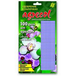 Добриво Agrecol в паличках для орхідей 100 днів