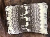 Подушка из овечьей шерсти 50/70