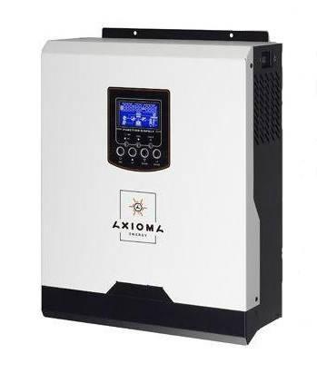 Автономний інвертор Axioma Energy ISMPPT 3000, фото 2