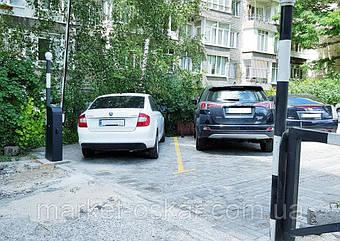 Шлагбаум автоматический Дорхан Барьер Про идеально вписывается и функционирует для любых типов площадок: въезд во двор, гаражный кооператив, паркинг, другие охраняемые территории