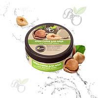 Крем-скраб для жирных комбинированной кожи лица Bliss Organic 150гр арт.0284