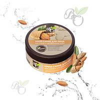 Крем-скраб для сухой и чувствительной кожи лица Bliss Organic 150гр арт.0307