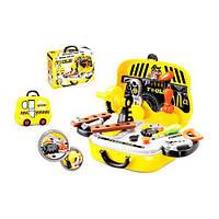 Набор инструментов  Машинка  в чемодане 008-916