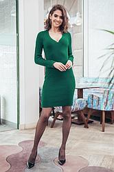 Платье с  декольте «Грэйс»