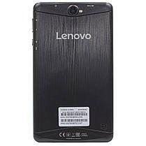 """ϞПланшет 7"""" LENOVO 1/16GB Black 4 ядра IPS экран GPS навигация Android 6 3000mAh 2SIM реплика, фото 3"""