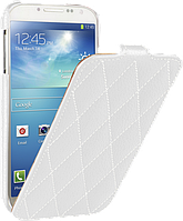 Чехол для Samsung Galaxy Mega 6.3 i9200/i9205 - Vetti Craft flip Diamond Series, белый
