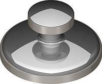 Кнопка IMD, бондируемая, круглая база (1 шт)
