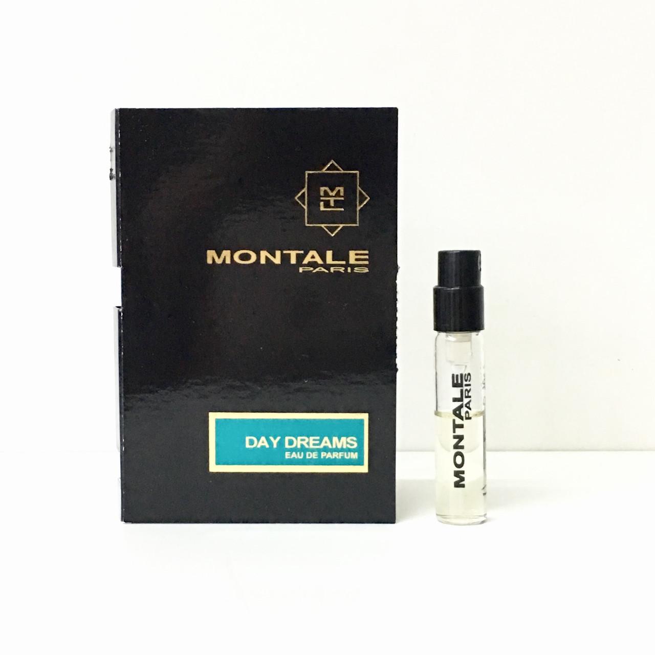 Нишевая парфюмерия унисекс духи оригинал MONTALE Day Dreams 2 мл ( Монталь Дневные Мечты, Дай Дрим )
