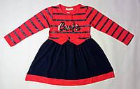 Платье из трикотажа для девочки Brezze, фото 1