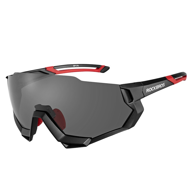 Велосипедные очки Rockbros RB-SP176 черные