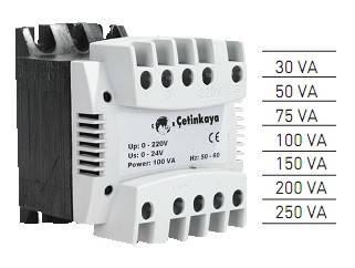 Понижающие трансформаторы с 220 V на 12/24 V
