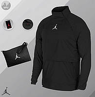 Анораки Jordan 23 Tech Packable Anorak With Bag, (Ветровка Анорак с сумкой-чехлом в комплекте)