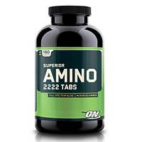 комплекс аминокислот ON Amino 2222 320 т (micronized amino) - NEW!