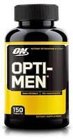 Витамины для  мужчин ON Opti - Men 150 т
