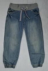 Детские джинсы для девочки на хлопковой подкладке (р.122-152 см) (Quadrifoglio, Польша)