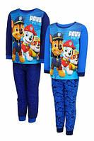 Пижама для мальчиков  Paw Patrol, 3-8 лет . {есть:3 года,4 года}
