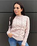 Шерстяной свитер, 44-50, фото 3