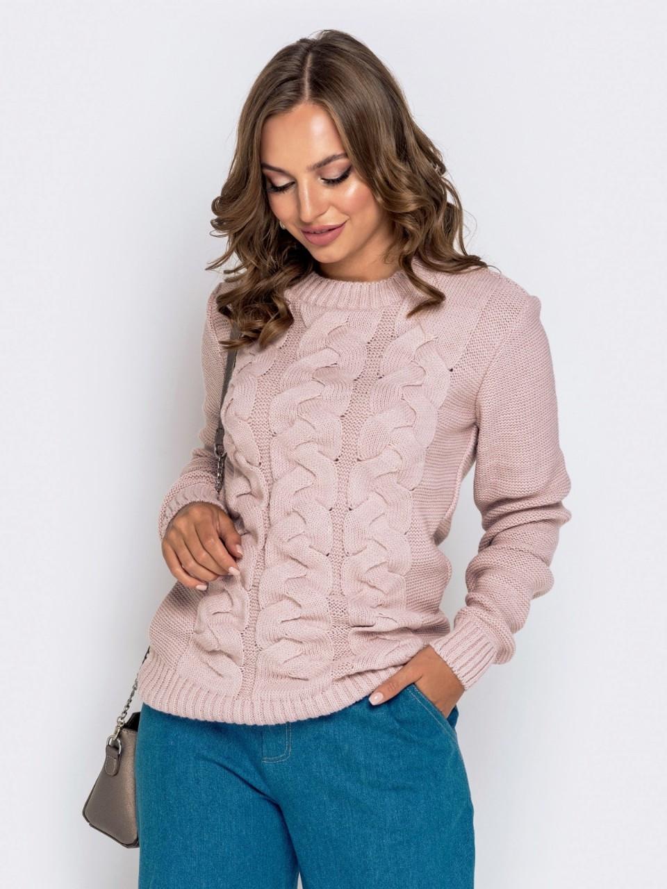 Шерстяной свитер, 44-50