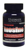 Улучшает  кровообращение UltN Inosine capsules - 100 кап