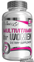 Витамины для женщин  BT Multivitamin for Women (WOMEN'S PERFORMANCE) - 60 т