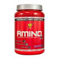Аминокислоты в порошке BSN Amino X 1,01кг - fruit punch