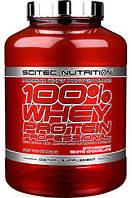 Молочный протеин SN 100% Whey Protein Prof 2350 г - strawberry