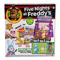 """Конструктор 5 ночей с Фредди McFarlane Toys Five Nights At Freddy's """"Сцена в пицерии"""", фото 1"""
