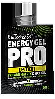 BT Energy Gel Pro 60 г - lemon