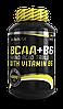 Аминокислоты в таблетках BT BCAA+B6 - 340 т
