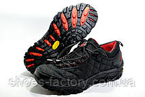 Термо кроссовки в стиле Merrell Ice Cap Moc 2, Red\Black, фото 3