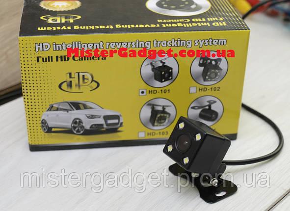 Камера заднего вида HD-101 с динамической разметкой, фото 2