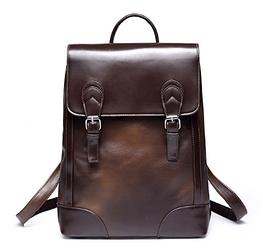 Мужская кожаная сумка. Модель 61279