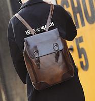 Мужская кожаная сумка. Модель 61279, фото 2