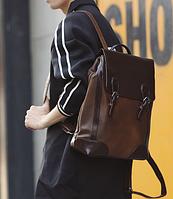 Мужская кожаная сумка. Модель 61279, фото 5