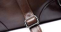 Мужская кожаная сумка. Модель 61279, фото 7